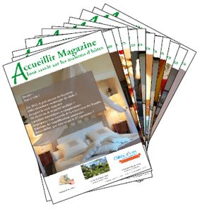 abonnement accueillir magazine. Black Bedroom Furniture Sets. Home Design Ideas
