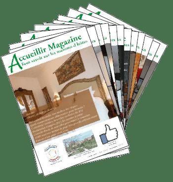 s 39 abonner accueillir magazine la presse des loueurs. Black Bedroom Furniture Sets. Home Design Ideas